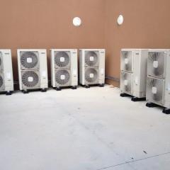 Installation d'un système de climatisation aux Arcs sur Argens
