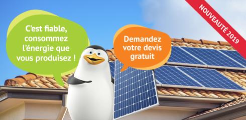 Optez pour l'autoconsommation photovoltaïque