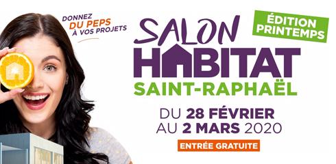 Salon de l'Habitat à Saint-Raphaël