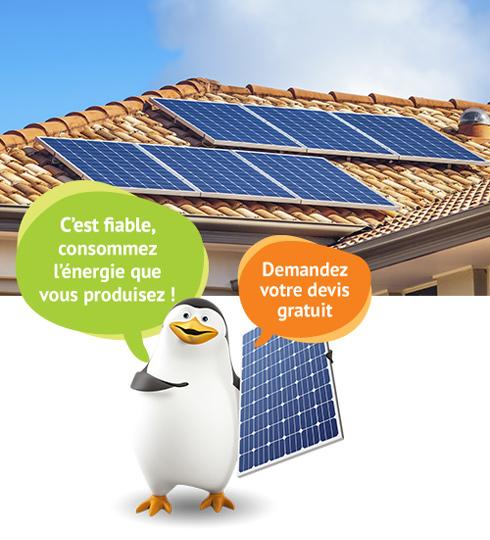 Panneaux solaires photovoltaïques Var