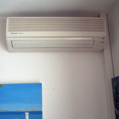 Climatisation murale St-Tropez 05